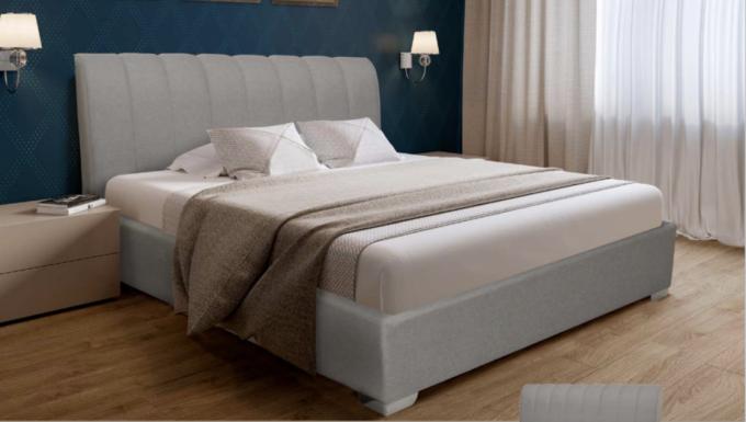 Кровать Gray с основанием