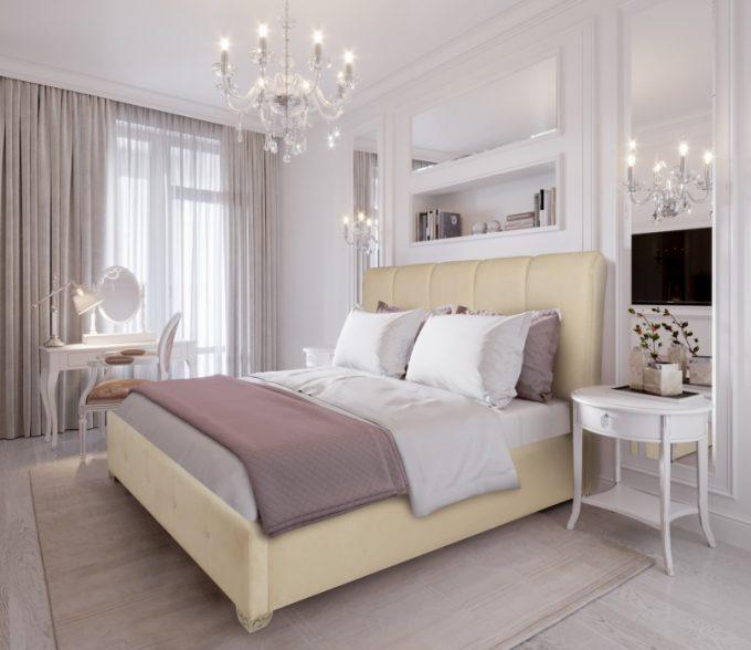 Кровать Elisa с основанием