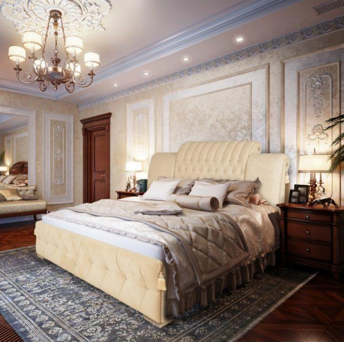 Кровать Provance c основанием