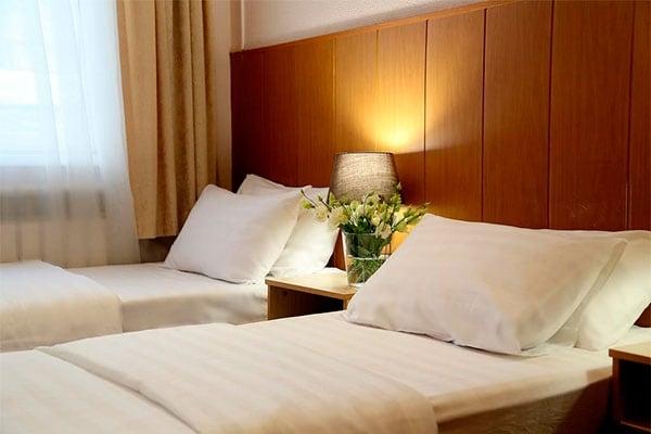 Как правильно выбрать кровать для гостиничного номера