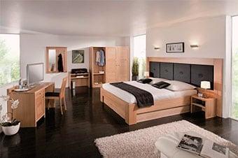 Лучшие материалы для гостиничной мебели