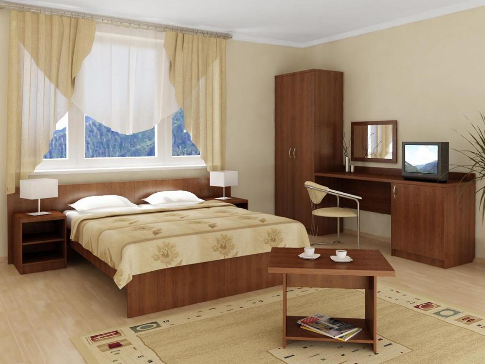 Мебель для гостиницы: основные требования к качеству