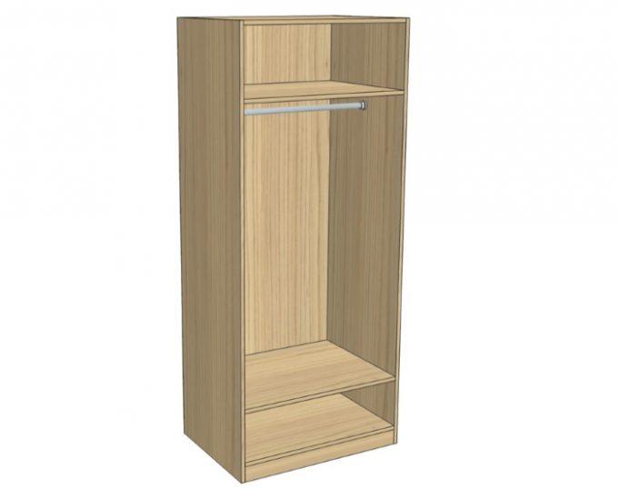 Шкаф для одежды наполнение