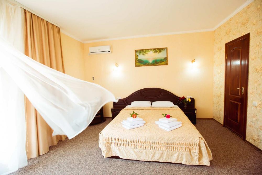 Особенности выбора мебели для сна для гостиничных номеров