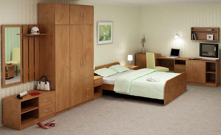 Положительные стороны гостиничной мебели