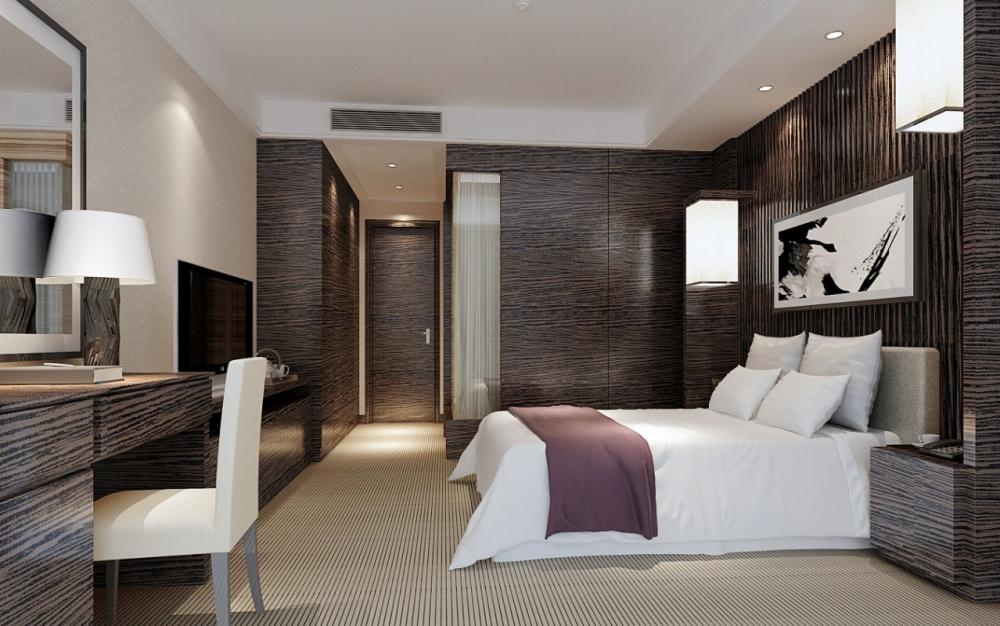 Правильное оформление гостиничного интерьера