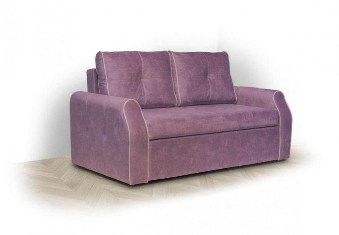 Диван-кровать САН-МАРИНО в ткани или коже