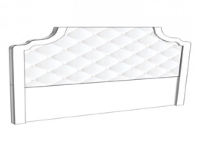 Изголовье  для двухспальной кровати 3000*1200 (для 1 кровати шириной 1832) (Венеция)