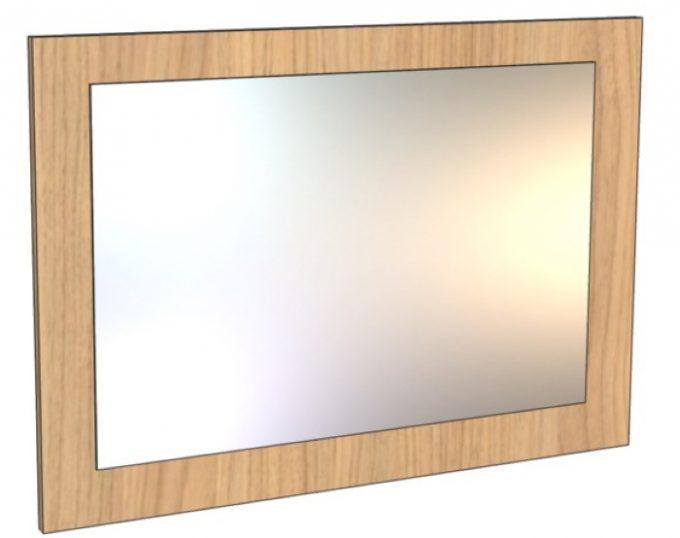 Зеркало 800 х 600 (Верона)